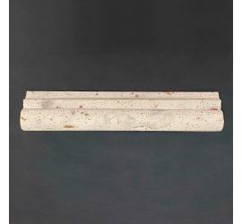 Moldura Bolsel y doble filete piñón